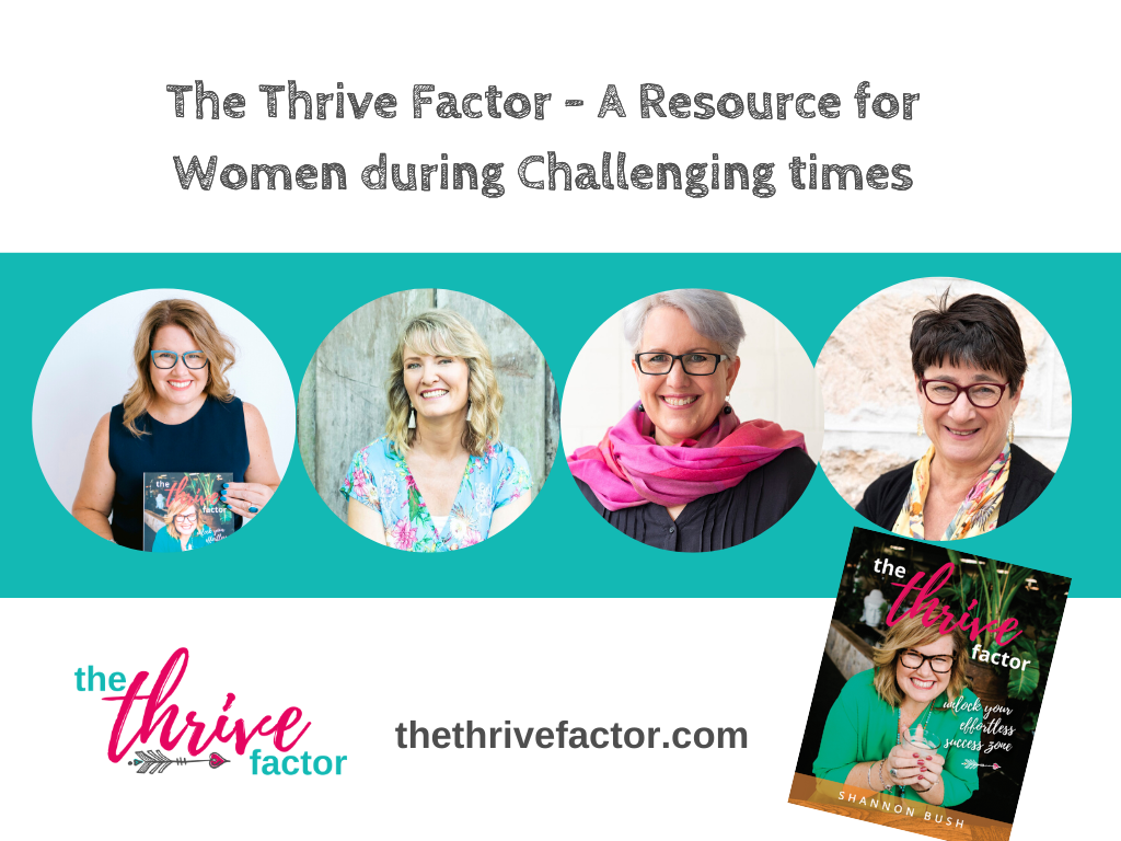 The Thrive Factor | Resource for Women During Challenging Times | Archetypes | Womens Archetypes
